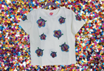 KIDS Tiger Takeover Tee Rainbow