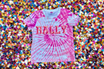 Tie-Dye Ready to Rally Tee