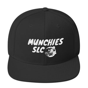 Munchies SLC Snapback Hat