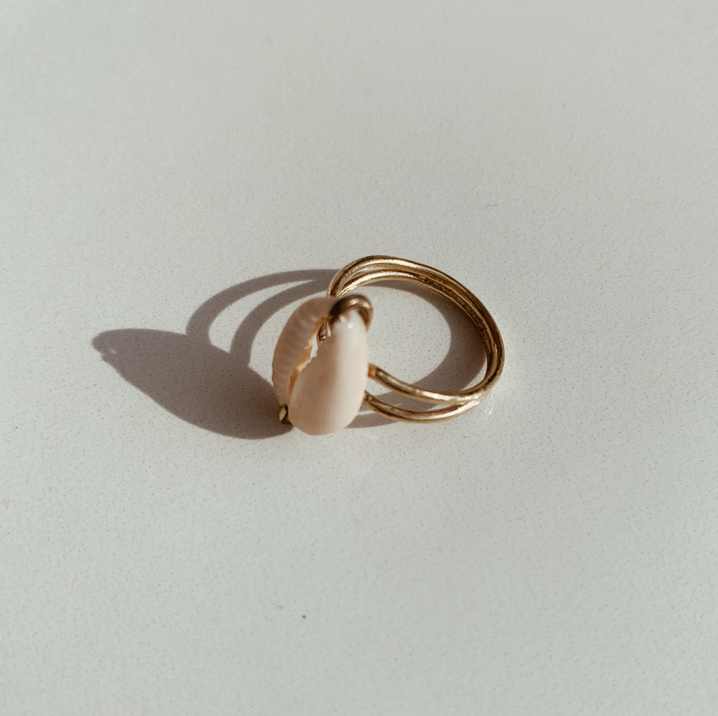 sweet palms schelp ring