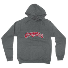 Load image into Gallery viewer, Official NCAA Washington State University Cougars - PPWST04 Mens / Womens Boyfriend Hoodie