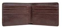 Load image into Gallery viewer, Hidesign Vespucci Buffalo Leather Slim Bifold Wallet