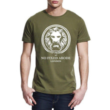 Load image into Gallery viewer, Mens Classic Fit Lion T-shirt