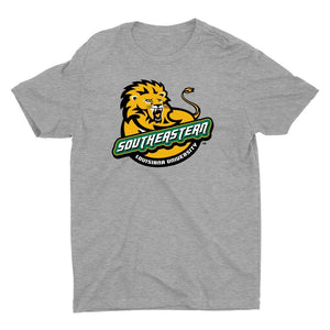 Official NCAA SLU Lions - RYLSEL06 Premium Mens / Womens Boyfriend T-Shirt