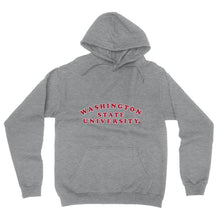 Load image into Gallery viewer, Official NCAA Washington State University  Cougars - RYLWST01 Mens / Womens Boyfriend Hoodie