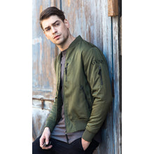 Load image into Gallery viewer, Olive Drab Green Freedom Jacket