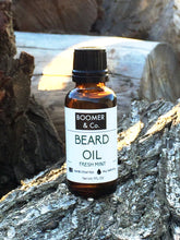 Load image into Gallery viewer, Fresh Mint Beard Oil