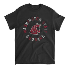 Load image into Gallery viewer, Official NCAA Washington State University Cougars - CL18WST30 Mens / Womens Boyfriend T-Shirt