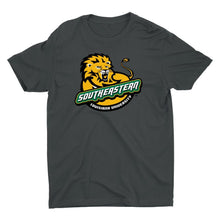 Load image into Gallery viewer, Official NCAA SLU Lions - RYLSEL06 Premium Mens / Womens Boyfriend T-Shirt