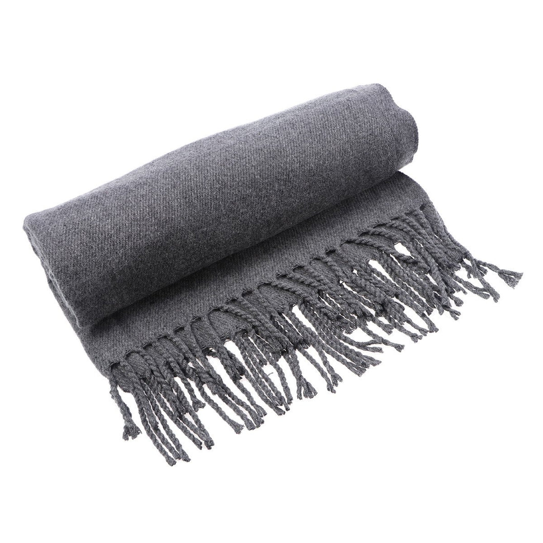 Luxurious Pashmina 2-in-1 Scarf
