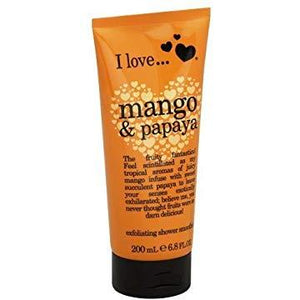 EXFOLIATING SHOWER SMOOTHIE 200ML MANGO & PAPAYA