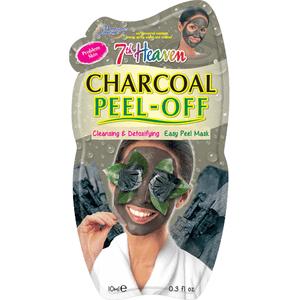 Black Charcoal Peal Off Mask
