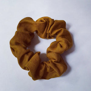Scrunchie - Tan