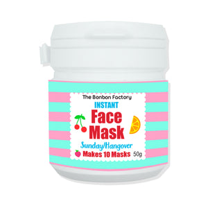 Hangover Sunday Facemask
