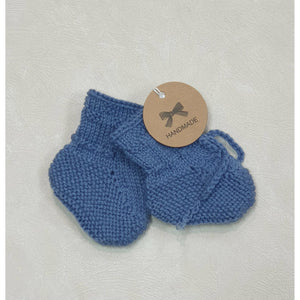 Baby Booties - New Born