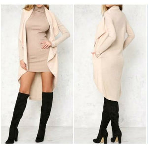 Sweet Jasmine Coat - Blush Beige