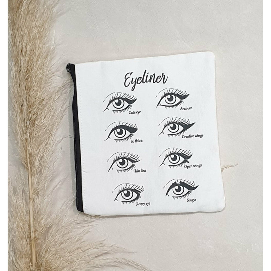 Face it Cosmetic Bag - Eyeliner