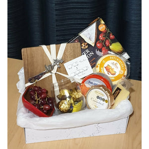Mothers Day Cheese Board Giftbox