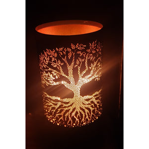 Black Tree of Life Touch Lamp
