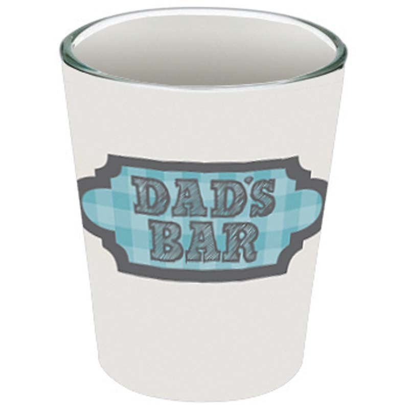FATHERS DAY-SHOT GLASS