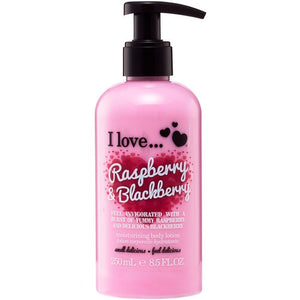 MOISTURISING BODY LOTION 250ML RASPBERRY & BLACKBERRY