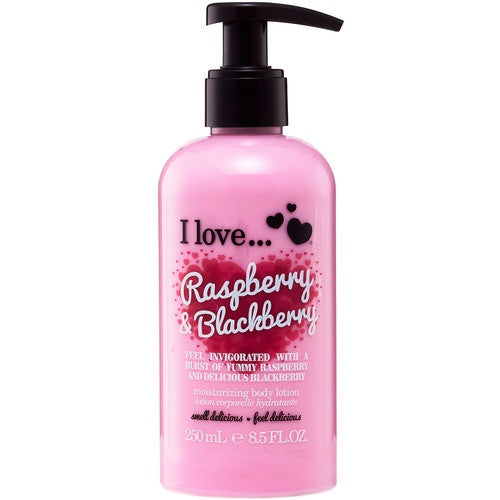 Moisturising Body Lotion 250ml  - Raspberry & Blackberry