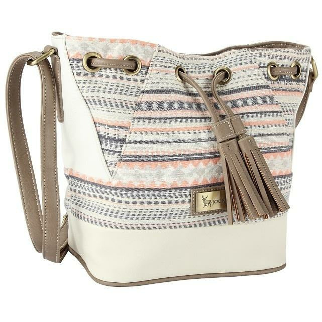 Woven Poetry Cross Body