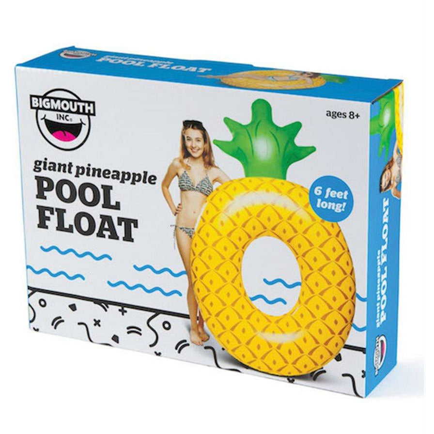 POOL FLOAT PINEAPPLE