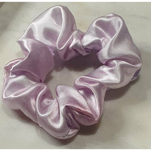 Scrunchie - Galaxy Stars Satin