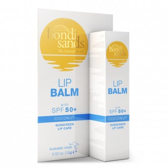 Bondi Sands - SPF 50+ COCONUT LIP BALM 15g