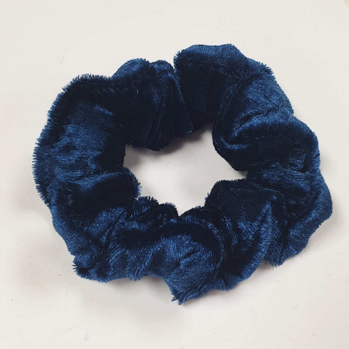 Scrunchie - Blue Velvet
