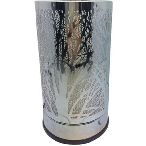 Branches silver touch lamp