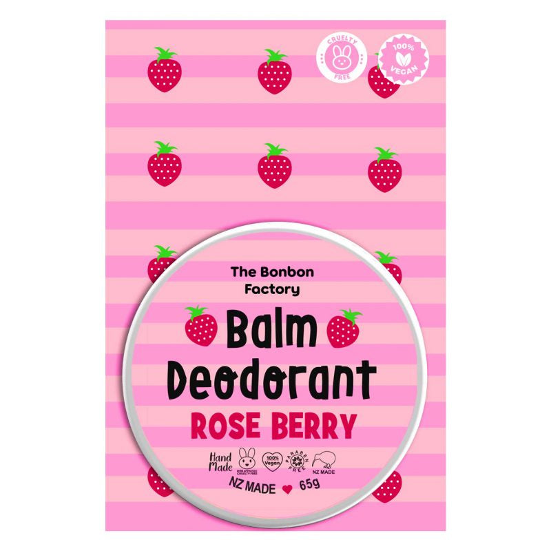Rose Berry Deodorant