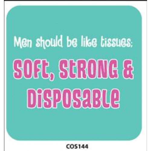 COASTER - Men Tissues