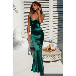 Star of the Night Formal Dress - Green