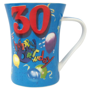 BISCAY PARTY MUG 30 BOY