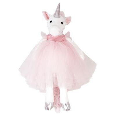 Ollie & Paige Soft Toy - Unicorn in a Tutu