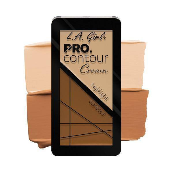 LA Girl Pro Contour Cream Duo