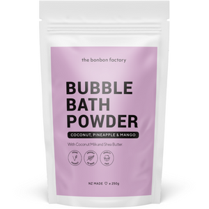 Bubble bath | Coconut, Pineapple and mango