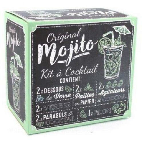 MOJITO COCKTAIL GIFT SET