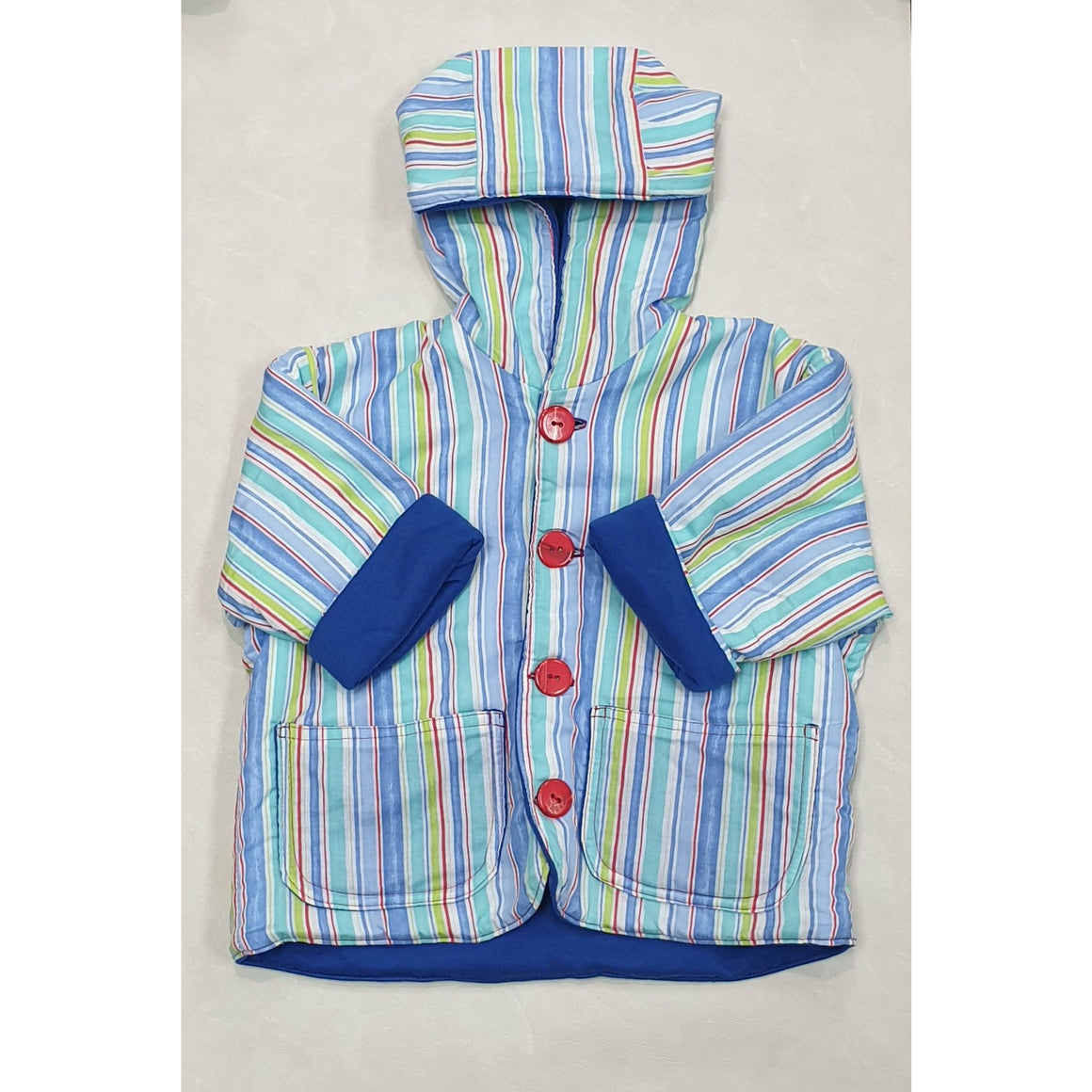 Candy Stripe Jacket - 3-4 Years