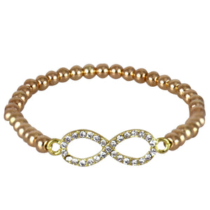 Eternity Bracelet - Gold