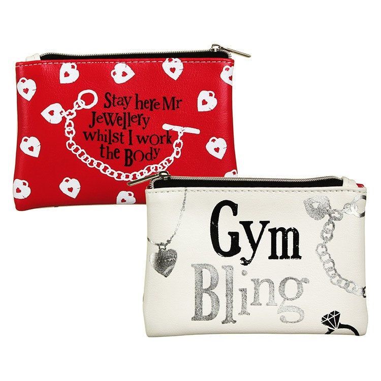 BRIGHTSIDE - Gym Bling Jewellery Bag