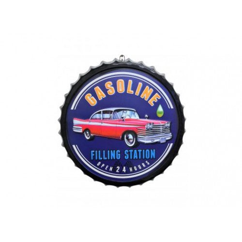 Gasoline Bottle Cap