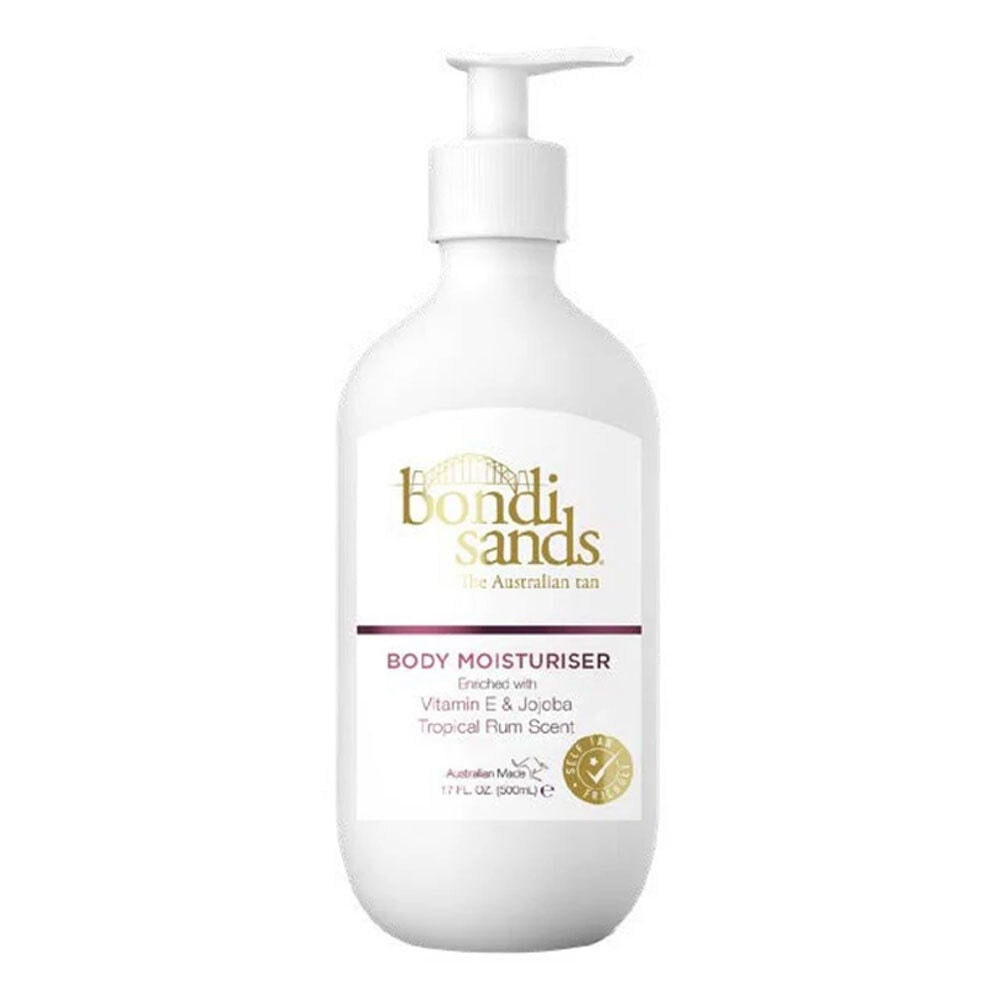Bondi Sands -Body Tropical Rum Moisturiser 500ml