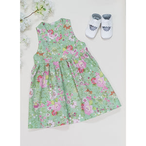 Lilly Dress - Green