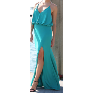 Green Elegance Dress