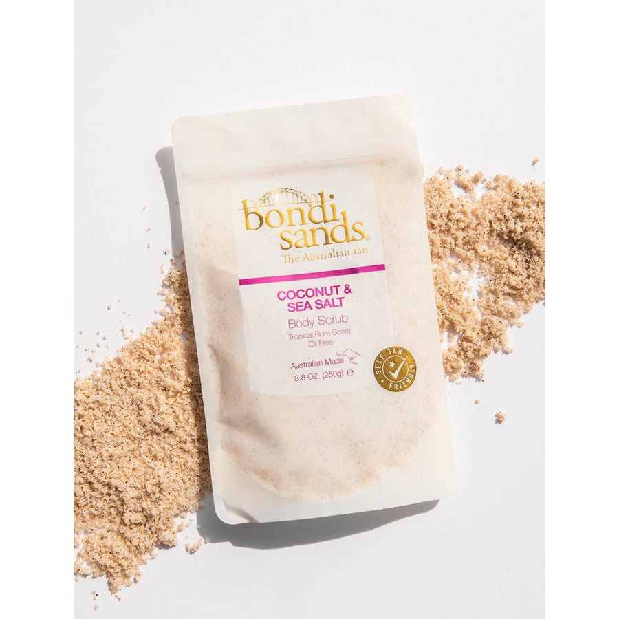 Bondi Sands - Tropical Rum Coconut & Sea Salt Body Scrub