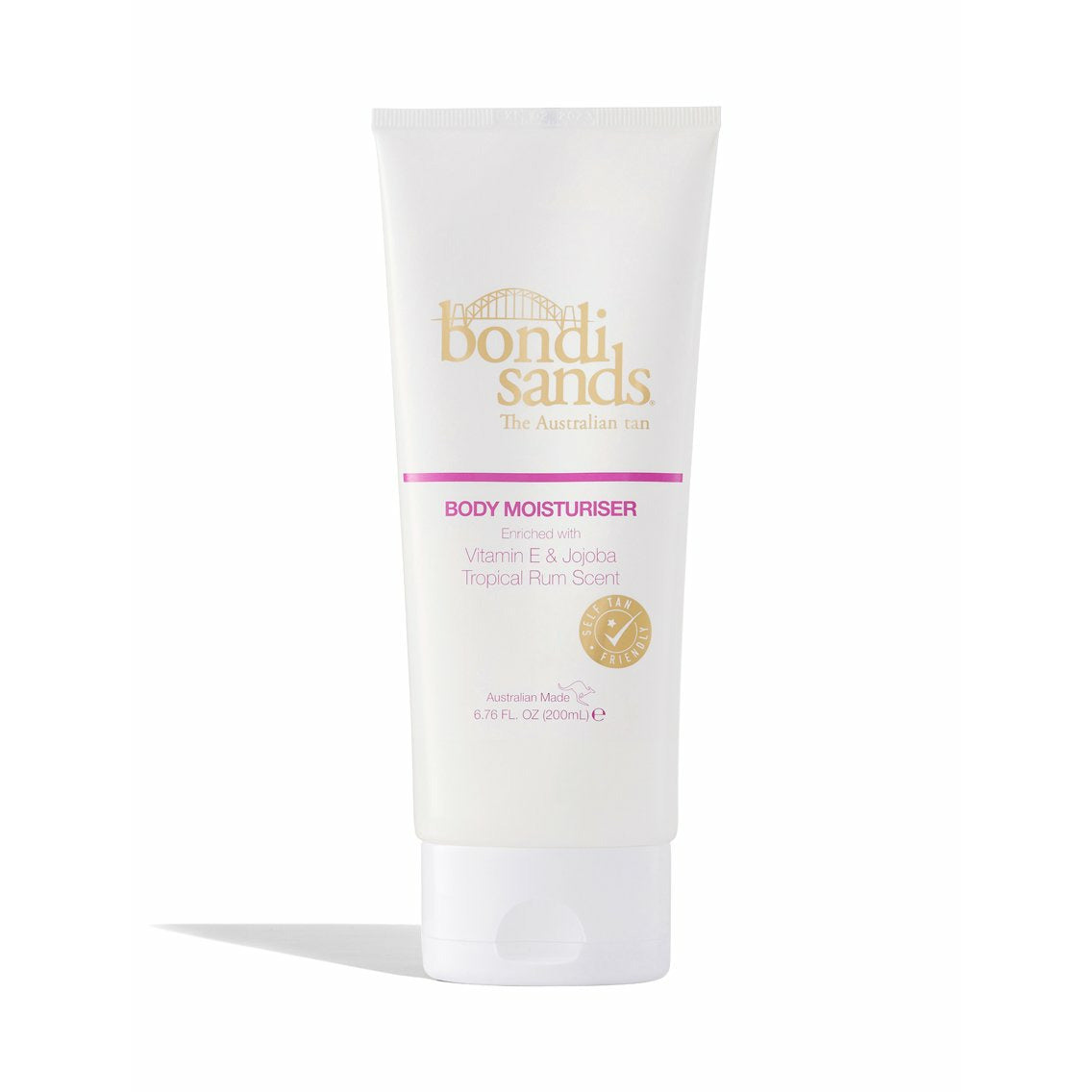 Bondi Sands -Body Tropical Rum Moisturiser 200ml