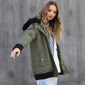 Silverlight Bomber Jacket
